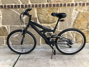 """Mountain Bike 24"""" Next PX 4.0 Unisex with Full Suspension for Sale in Grand Prairie, TX"""