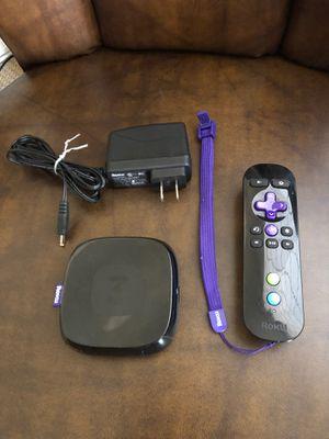 Roku 3 with remote OBO for Sale in Scottsdale, AZ