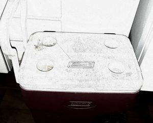 Coleman Rolling Cooler for Sale in Fresno, CA