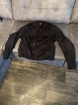 Dianese Motorcycle Jacket (brand new) size 58 for Sale in Orlando, FL