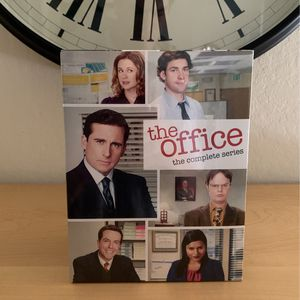 The Office The Complete Series DVD Box Set for Sale in Saratoga, CA