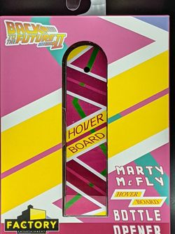 Back To The Future McFly Hover Board Bottle Opener for Sale in San Jose,  CA