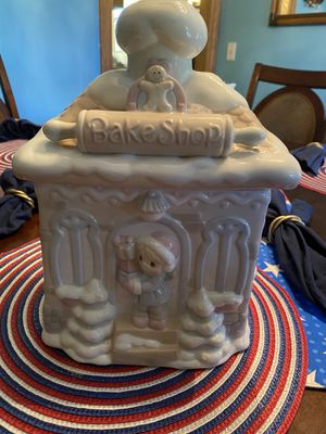 Precious moments cookie jar for Sale in Streetsboro, OH
