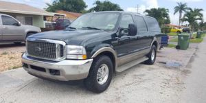 2000 ford excursion 7.3 turbo diesel clean title for Sale in Hialeah, FL