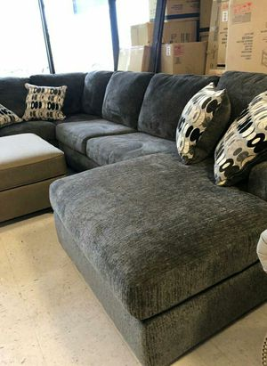 🍒 BEST Offer SPECIAL] Ballinasloe Smoke RAF Sectional 68 for Sale in Jessup, MD