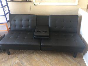 Memory foam pillow top futon for Sale in Mesa, AZ