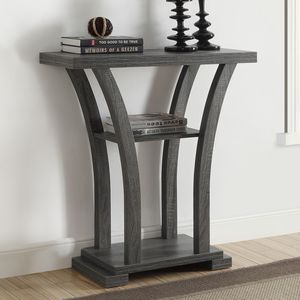 NEW IN THE BOX. CONSOLE TABLE, SKU# TT4906-GY for Sale in Westminster, CA
