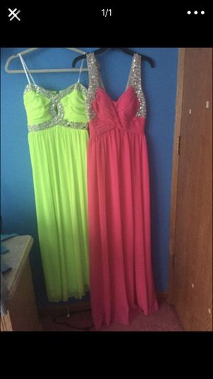 Prom/homecoming dresses for sale for Sale in Grove City, OH