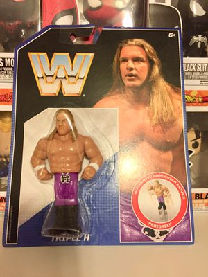 Triple H WWE Retro Series 2 Figure for Sale in Houston, TX
