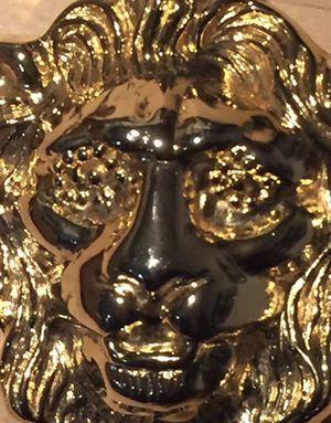 Vintage Lion Buckle for Sale in Farmington, CT