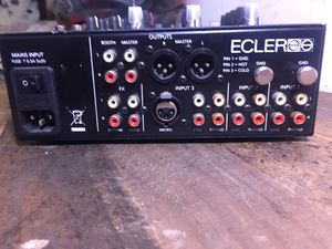 dj mixer eclereo for Sale in Los Angeles, CA