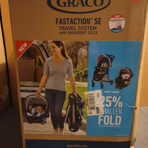 Graco Fastaction SE Travel System for Sale in Las Vegas, NV