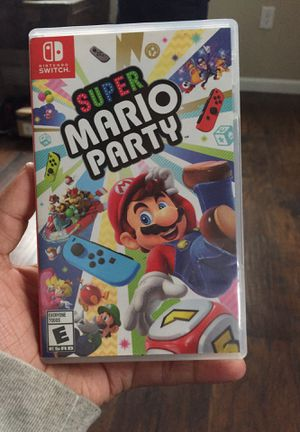 Super Mario party for Sale in Farmers Branch, TX