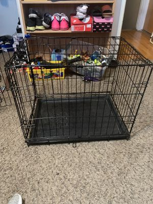 Dog crate for Sale in Syracuse, UT