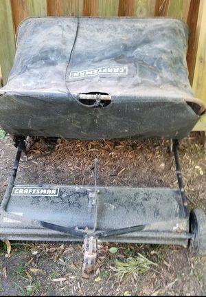 Leaf sweeper for Sale in Alexandria, VA
