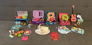 """18"""" Doll Food & Activity Collection for Sale in Washington, DC"""