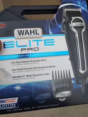 WAHL ELITE PRO CLIPPERS for Sale in Fontana, CA