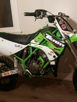 Kawasaki kx 80 Dirtbike for Sale in Silver Spring,  MD