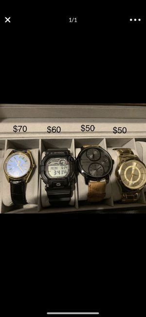Citizen, G-Shock, Claiborne watches for Sale in Los Angeles, CA