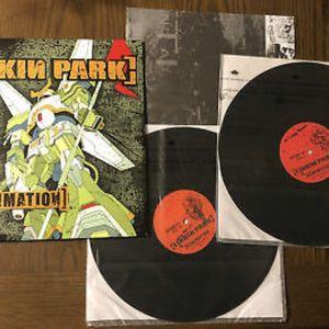 LINKIN PARK original gatefold Vinyl 2LP Reanimation (2002) for Sale in North Tustin, CA