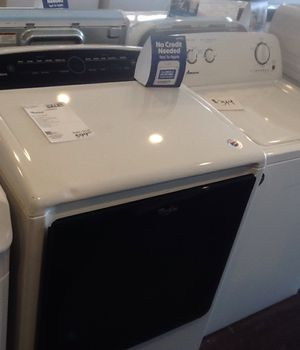 New open box whirlpool electric dryer WED8000DW for Sale in Whittier, CA