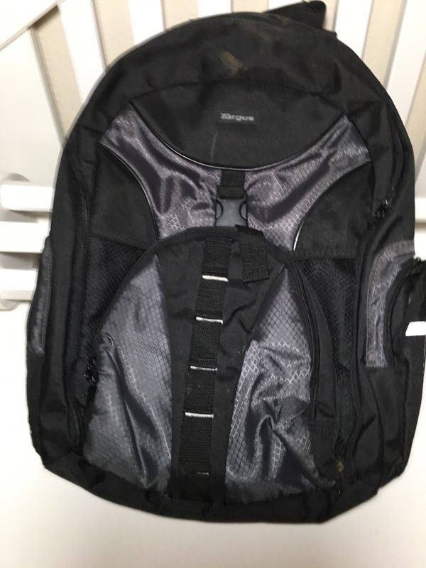 Targus Backpack and laptop bag