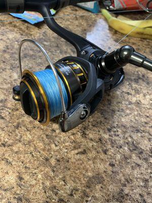 Daiwa BG 4500 spinning fishing reel for Sale in Stockton, CA