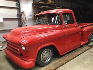 1957 Chevy Pick up 3100 1/2 ton for Sale in Minooka, IL
