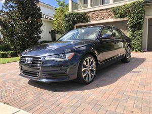 2013 Audi A6 with 39,000 miles only!!!! for Sale in Pompano Beach, FL