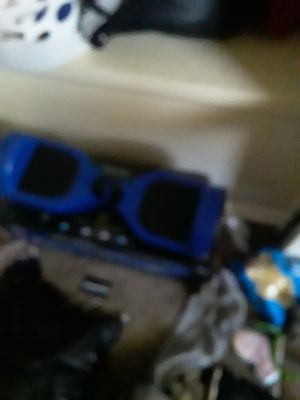 Hoverboard box and warranty included for Sale in Dayton, OH