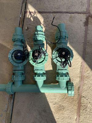 Orbit sprinkler valve 3 way for Sale in Santa Ana, CA