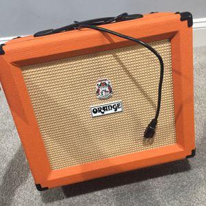 Orange crush 35RT guitar amp for Sale in Alexandria, VA