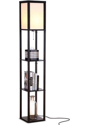 Shelf floor lamp for Sale in Los Angeles, CA