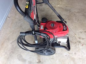 Simpson 3000 psi 2.5 gpm pressure washer model msv3024 or best offer for Sale in Converse, TX