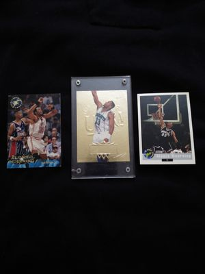 Alonzo mourning rookie card for Sale in Wethersfield, CT
