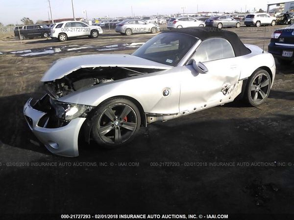 2004 BMW e85 Z4 for parts parting out for Sale in Dallas, TX - OfferUp