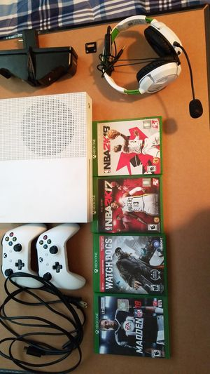 Xbox one s for Sale in Riverside, CA