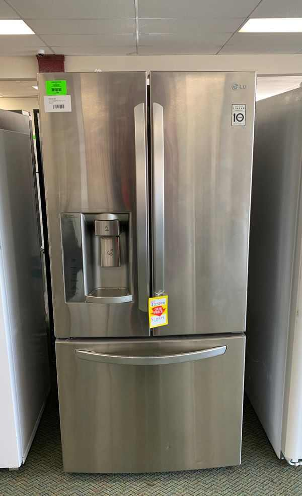 Brand new LGLFXS26973S refrigerator SF