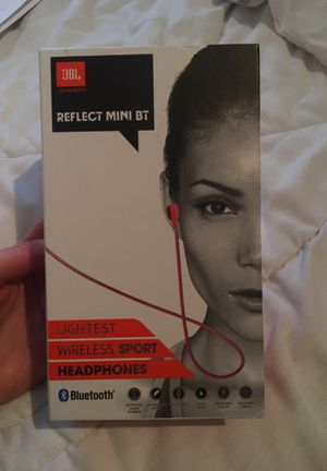 JBL Reflect Mini Bluetooth Headphones for Sale in Solon, OH