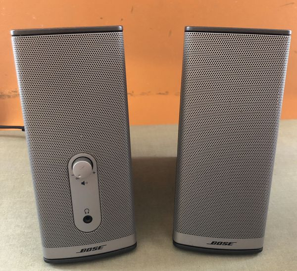 BOSE Multimedia Speakers