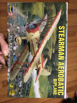 Airplane model kit for Sale in Holly Springs, NC