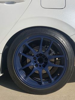 Cr kai Rep Wheels 5x114.3 for Sale in Bakersfield,  CA