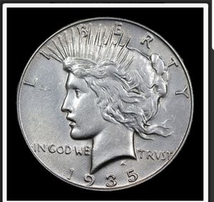 1935 P PEACE DOLLAR for Sale in Boca Raton, FL