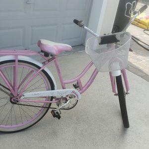 "Womams Pink 26"" Schwinn Delmar Beach Cruiser for Sale in Port St. Lucie, FL"