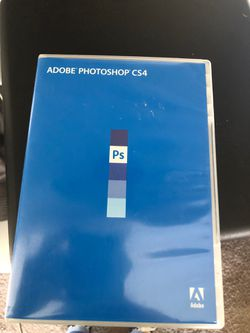Adobe Photoshop CS4 for Sale in Westerville,  OH