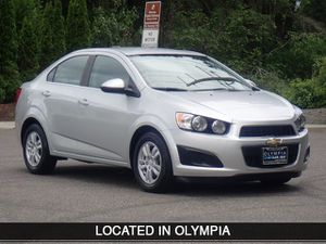 2015 Chevrolet Sonic for Sale in Olympia, WA