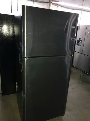 Dark stainless steel Refrigerator for Sale in St. Louis, MO