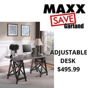 ADJUSTABLE desk for Sale in Garland, TX