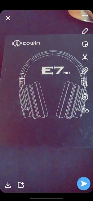 Cowin Pro 7 Headphones (New) for Sale in Philadelphia, PA