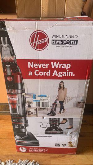 Hoover WindTunnel 2-Rewind Pet Bagless Upright Vacuum Cleaner for Sale in Glendale, AZ